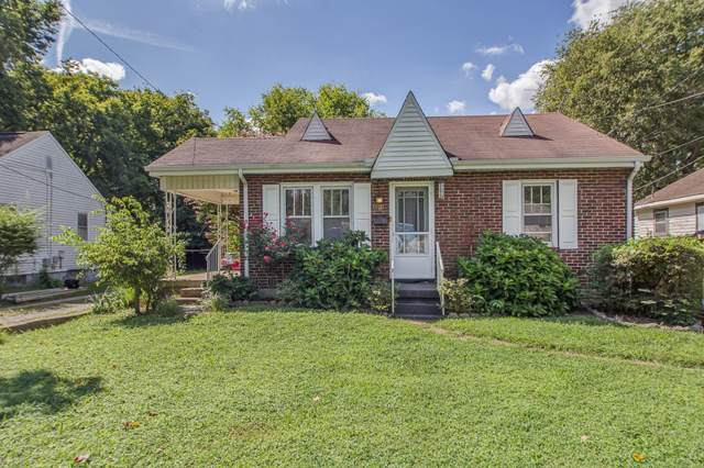 918 W Greenwood Ave, Nashville, TN 37206 (MLS #RTC2105801) :: RE/MAX Homes And Estates