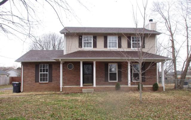 8681 Pembroke Oak Grove Rd, Oak Grove, KY 42262 (MLS #RTC2105820) :: Village Real Estate