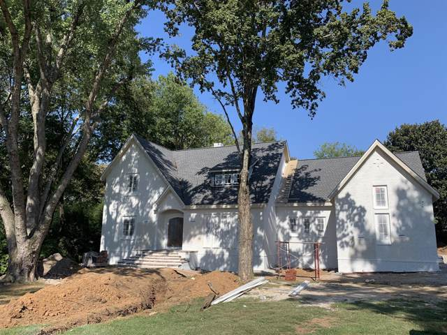120 Heady Dr, Nashville, TN 37205 (MLS #RTC2105864) :: RE/MAX Homes And Estates