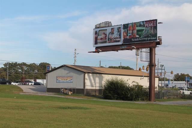 2013 N Jackson St, Tullahoma, TN 37388 (MLS #RTC2105896) :: CityLiving Group