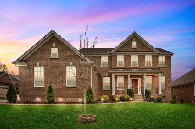 4001 Ethan Ave, Mount Juliet, TN 37122 (MLS #RTC2105904) :: RE/MAX Choice Properties