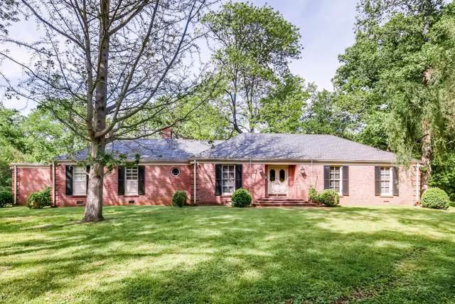 4414 Forsythe Pl, Nashville, TN 37205 (MLS #RTC2105909) :: Keller Williams Realty