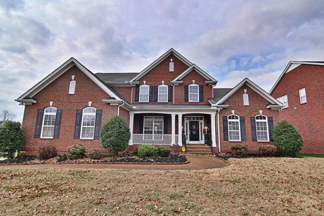 1013 Vincent Dr, Franklin, TN 37067 (MLS #RTC2105921) :: Village Real Estate