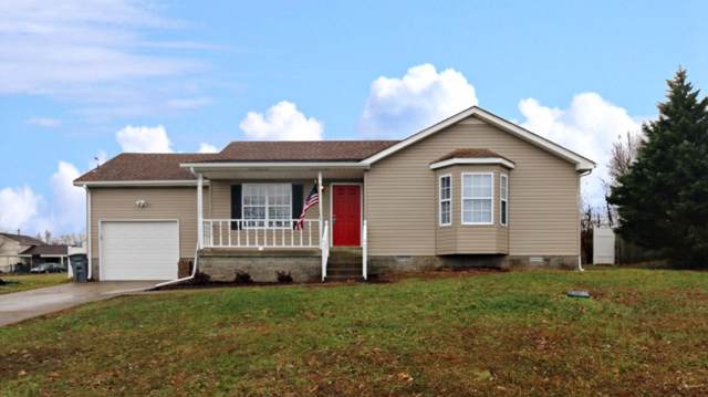 534 Indian Ave, Oak Grove, KY 42262 (MLS #RTC2105968) :: Village Real Estate
