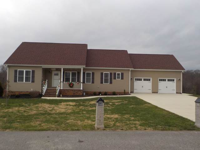 299 Tanya Ter, Winchester, TN 37398 (MLS #RTC2105970) :: Village Real Estate