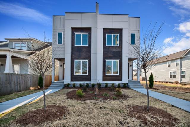6013B Pennsylvania Ave A, Nashville, TN 37209 (MLS #RTC2105983) :: Katie Morrell / VILLAGE