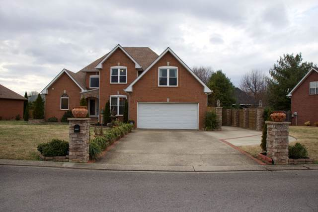 1514 Boone Ct, Murfreesboro, TN 37130 (MLS #RTC2105984) :: John Jones Real Estate LLC