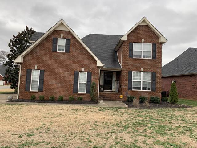 2981 Taunton Ct, Murfreesboro, TN 37127 (MLS #RTC2105989) :: John Jones Real Estate LLC