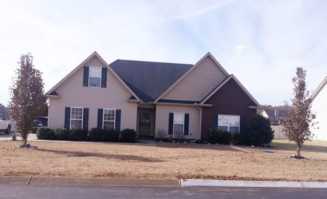 1101 Starhurst Dr, Murfreesboro, TN 37128 (MLS #RTC2105993) :: John Jones Real Estate LLC