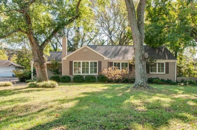 3822 Cross Creek Rd, Nashville, TN 37215 (MLS #RTC2106021) :: Five Doors Network