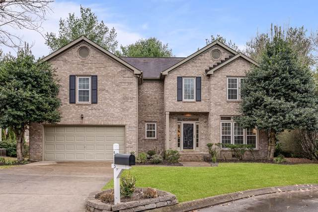513 Caselton Ct, Franklin, TN 37069 (MLS #RTC2106026) :: Village Real Estate