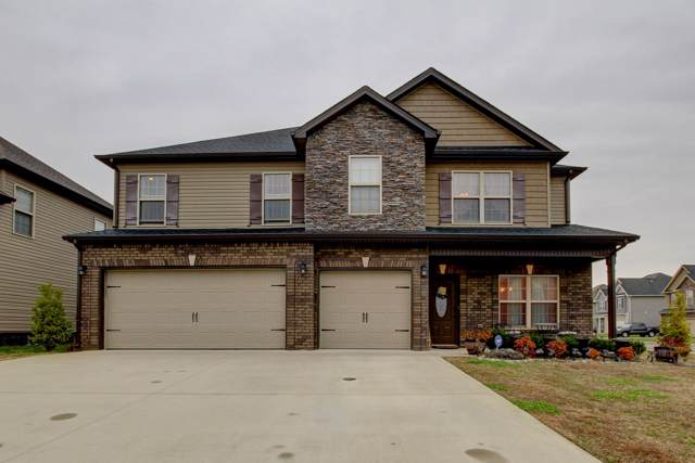 1013 Thrasher Dr, Clarksville, TN 37040 (MLS #RTC2106067) :: HALO Realty
