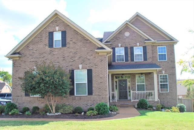 1068 Harvey Springs Dr, Spring Hill, TN 37174 (MLS #RTC2106171) :: RE/MAX Homes And Estates
