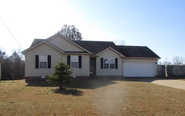 169 Man O War Dr, Oak Grove, KY 42262 (MLS #RTC2106179) :: Village Real Estate