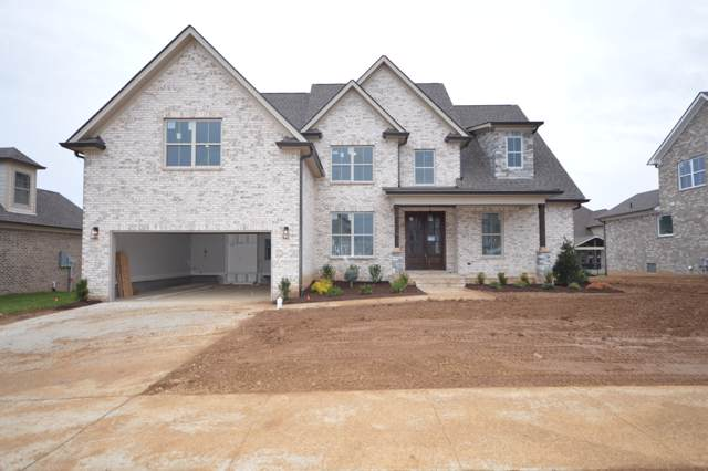 1018 Alpaca Dr (417), Spring Hill, TN 37174 (MLS #RTC2106296) :: RE/MAX Homes And Estates