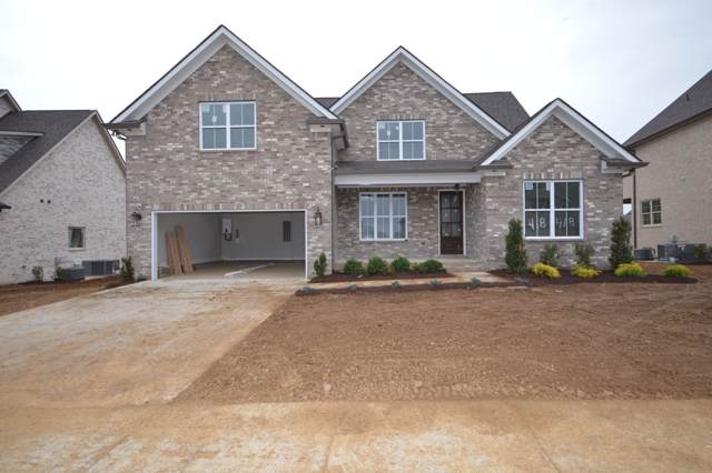 1016 Alpaca Dr (418), Spring Hill, TN 37174 (MLS #RTC2106297) :: RE/MAX Homes And Estates
