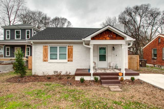 1725 24th Ave N, Nashville, TN 37208 (MLS #RTC2106300) :: Exit Realty Music City