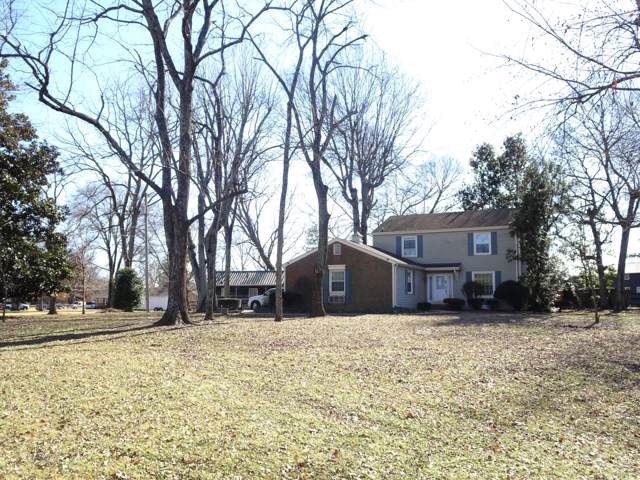 1104 Meriwether Road, Clarksville, TN 37040 (MLS #RTC2106301) :: FYKES Realty Group