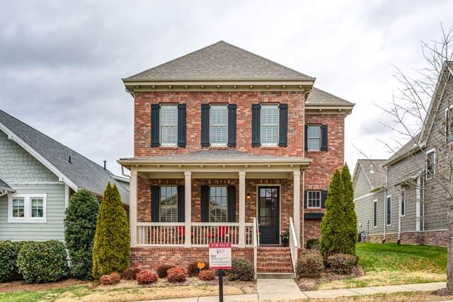 3834 Somers Ln, Thompsons Station, TN 37179 (MLS #RTC2106315) :: RE/MAX Homes And Estates