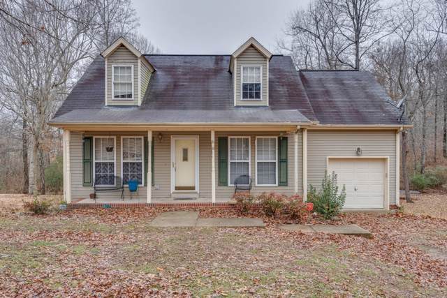 1022 White Bluff Rd, White Bluff, TN 37187 (MLS #RTC2106394) :: RE/MAX Homes And Estates