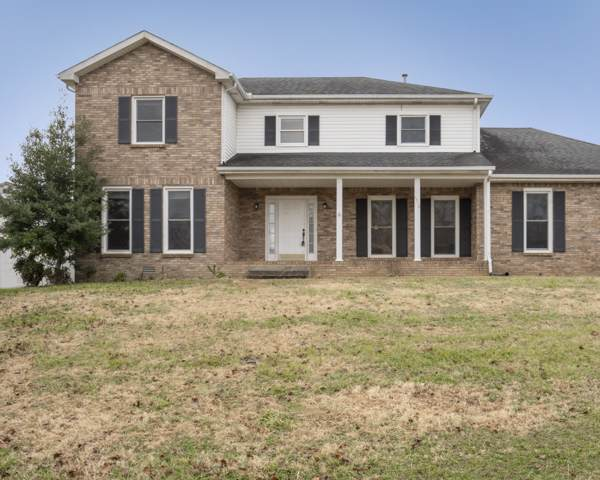 1510 Homeplace Ct, Clarksville, TN 37043 (MLS #RTC2106400) :: The Milam Group at Fridrich & Clark Realty