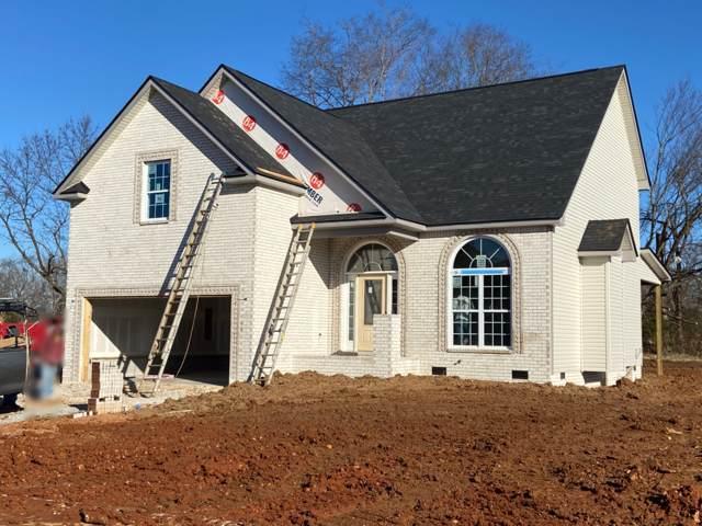 86 Griffey Estates, Clarksville, TN 37042 (MLS #RTC2106407) :: The Milam Group at Fridrich & Clark Realty