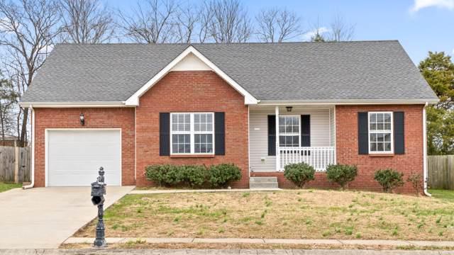 2509 Centerstone Cir, Clarksville, TN 37040 (MLS #RTC2106433) :: The Milam Group at Fridrich & Clark Realty