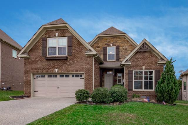 1037 Belcor Dr, Spring Hill, TN 37174 (MLS #RTC2106444) :: The Easling Team at Keller Williams Realty