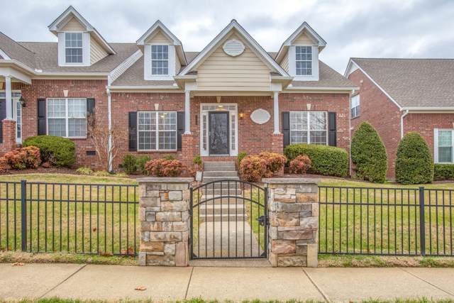 1372 Liberty Pike, Franklin, TN 37067 (MLS #RTC2106489) :: DeSelms Real Estate