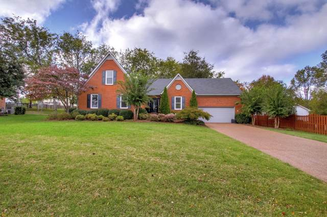 2823 Curacao Ln, Thompsons Station, TN 37179 (MLS #RTC2106516) :: DeSelms Real Estate