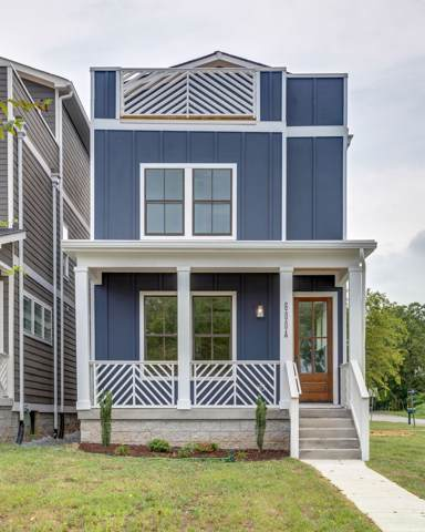 600A 45th Ave N, Nashville, TN 37209 (MLS #RTC2106542) :: FYKES Realty Group
