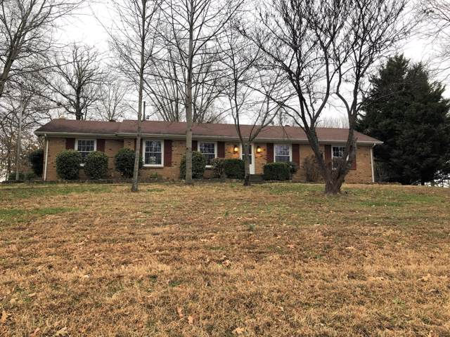 251 Highway 13, Cunningham, TN 37052 (MLS #RTC2106550) :: The Milam Group at Fridrich & Clark Realty