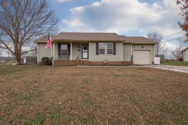 916 Linda Dr, Oak Grove, KY 42262 (MLS #RTC2106576) :: HALO Realty