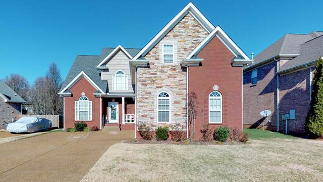 4005 Sleepyhollow Way, Mount Juliet, TN 37122 (MLS #RTC2106587) :: Village Real Estate