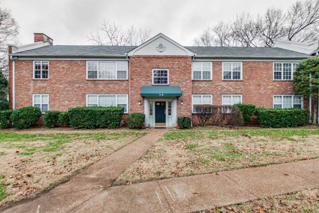 1112 Clifton Ln #4, Nashville, TN 37204 (MLS #RTC2106598) :: FYKES Realty Group