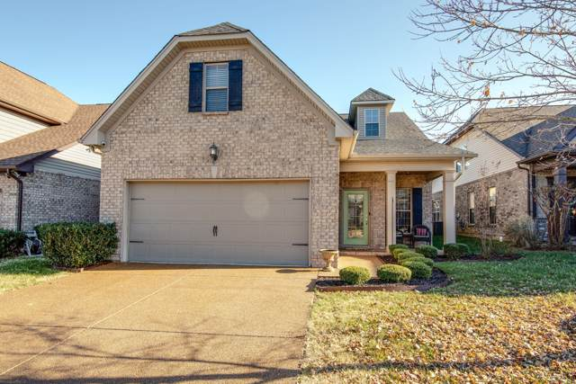 116 England Pl, Hendersonville, TN 37075 (MLS #RTC2106602) :: The Milam Group at Fridrich & Clark Realty