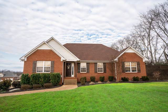 3065 Greens Mill Rd, Spring Hill, TN 37174 (MLS #RTC2106630) :: Village Real Estate