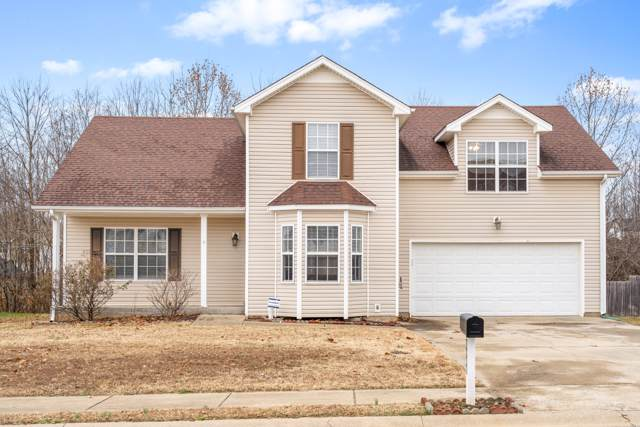 1449 Mutual Dr, Clarksville, TN 37042 (MLS #RTC2106685) :: The Milam Group at Fridrich & Clark Realty
