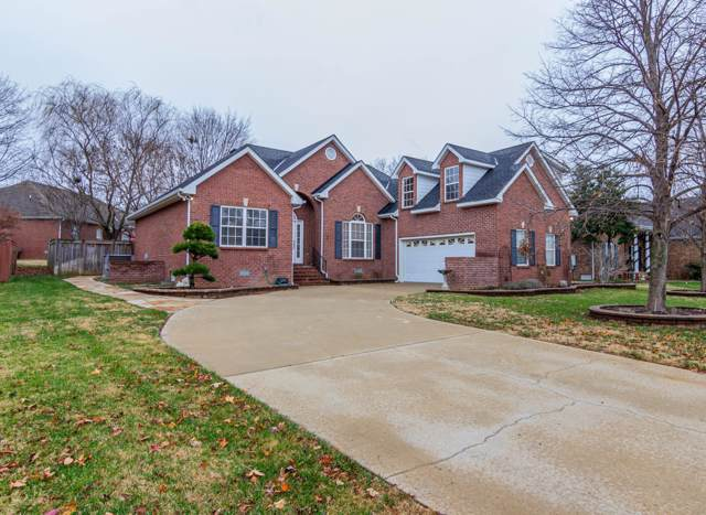 2916 Comer Dr, Murfreesboro, TN 37128 (MLS #RTC2106695) :: John Jones Real Estate LLC