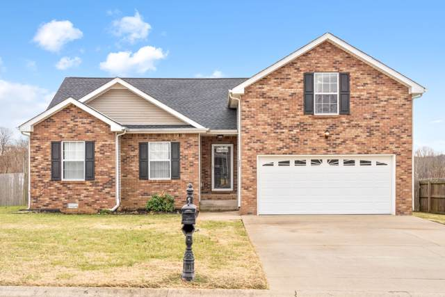 245 Harold Dr, Clarksville, TN 37040 (MLS #RTC2106733) :: FYKES Realty Group