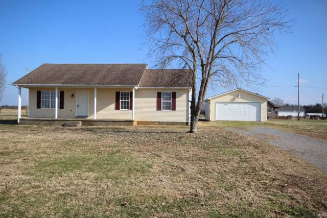 101 Cayenne Rd., Bell Buckle, TN 37020 (MLS #RTC2106747) :: Nashville on the Move