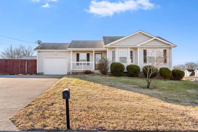 318 Congressman Dr, Clarksville, TN 37042 (MLS #RTC2106845) :: CityLiving Group