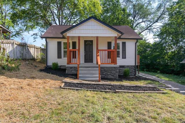 930 West Ave, Nashville, TN 37206 (MLS #RTC2106868) :: Black Lion Realty