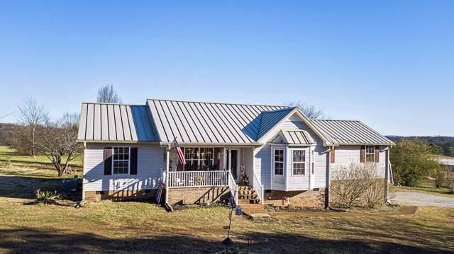 3336 Booker Farm Rd, Mount Pleasant, TN 38474 (MLS #RTC2106869) :: John Jones Real Estate LLC