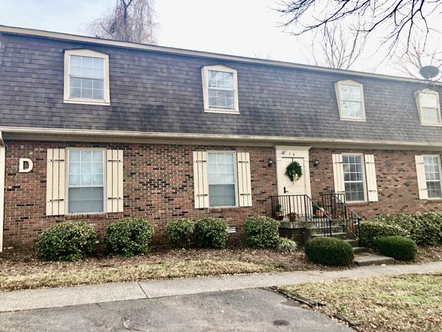 1100 West Main St D4, Franklin, TN 37064 (MLS #RTC2106871) :: Ashley Claire Real Estate - Benchmark Realty