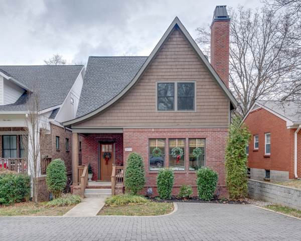 2803 Hazelwood Dr, Nashville, TN 37212 (MLS #RTC2106891) :: RE/MAX Choice Properties