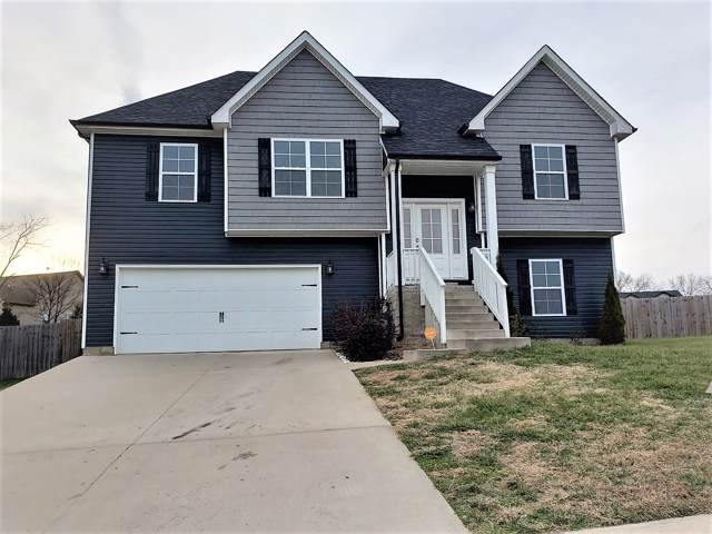 2849 Russet Ridge Dr, Clarksville, TN 37040 (MLS #RTC2106899) :: The Milam Group at Fridrich & Clark Realty