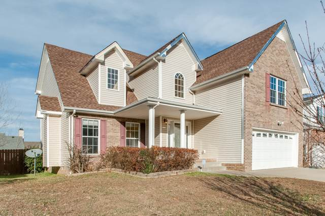 1413 Bruceton Dr, Clarksville, TN 37042 (MLS #RTC2106915) :: CityLiving Group