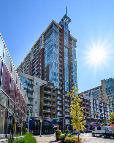 600 12Th Ave S Apt 2112 #2112, Nashville, TN 37203 (MLS #RTC2106937) :: The Milam Group at Fridrich & Clark Realty