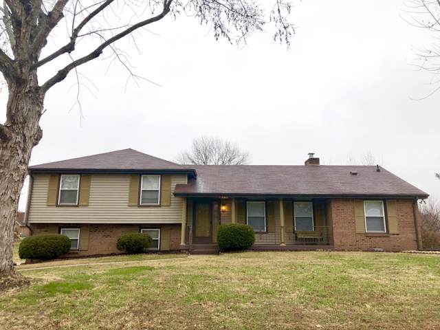 3057 Clydesdale Dr, Clarksville, TN 37043 (MLS #RTC2106984) :: Katie Morrell | Compass RE